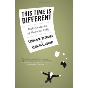 This time is different cover