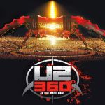 """U2: 360 Degrees at the Rosebowl"" cover"