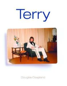 """Cover of the book """"Terry"""" by Douglas Coupland"""