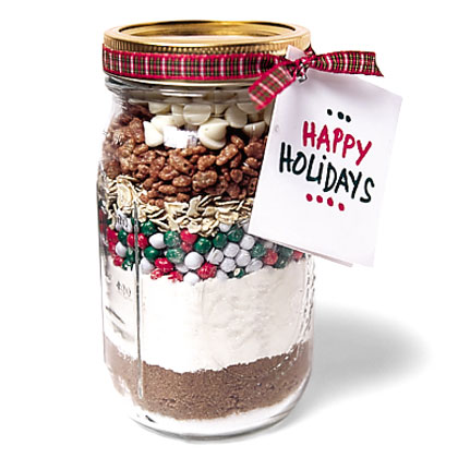 Craft Ideas Canning Jars on Cookies In A Jar Christmas Recipe Photo 420 Ff1200gftkta10