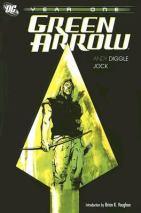 Green Arrow cover