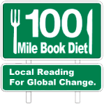 100-mile-sign