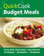 Quick Cook Budget Meals