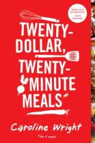 $20, 20 minute meals
