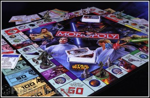 Who's up fpr a little Star Wars Monopoly?