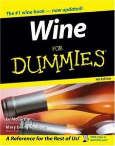 "Cover of ""Wine for Dummies""."