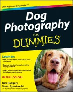 "Cover of ""Dog Photography for Dummies""."