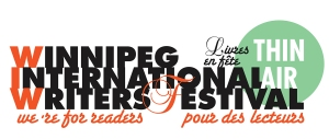Logo for the Winnipeg International Writers' Festival