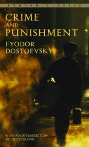 Cover image of Crime and Punishment by Fyodor Dostoyevsky