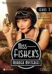 Miss Fisher's Murder Mysteries Series 1 Box Set Cover