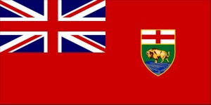 Our provincial flag. The Red Ensign lives on!