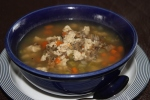 Jackie Turkey Wild Rice Soup