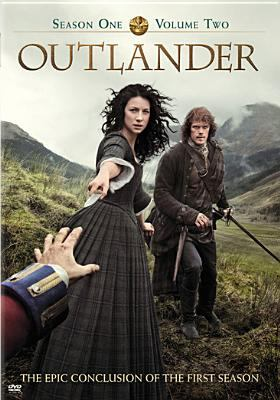 The cover of Outlander Season One Volume Two