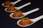 Jackie Chorizo Meatballs