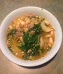 Nadene soup
