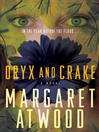 Oryx and Crake book cover