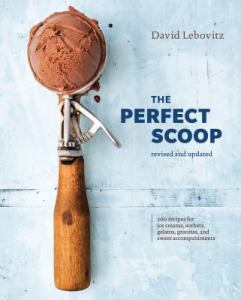 Book cover of The Perfect Scoop