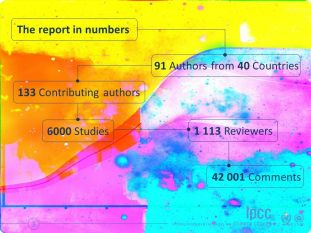 IPCC in numbers