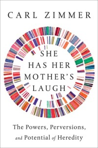 She has her mother's laugh book cover image