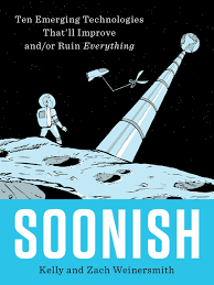 Soonish book cover image