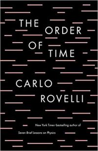 The Order of Time book cover image