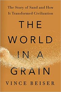 The World in a Grain by Vince Beiser book cover image