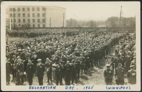Decoration Day - 1925