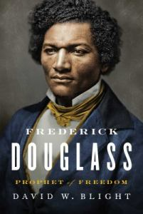 Frederick Douglass Prophet of Freedom book cover image