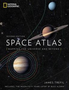 Space Atlas book cover image