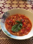 Sherri tomato soup