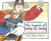 Legend of Hong Kil Dong book cover