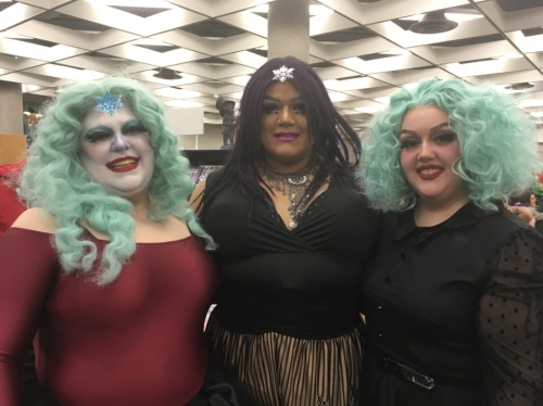 Queens Starra, Feather and Moxie